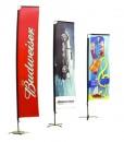 Telescopic Banners