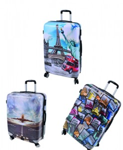Runway Luggage Bag - 24 inch